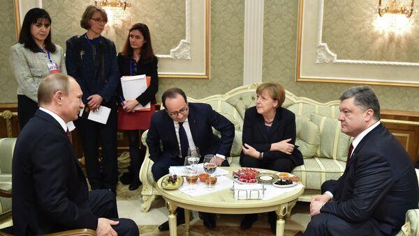 Accordi di Minsk - Sputnik Italia