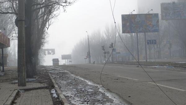 Donetsk dopo le bombe - Sputnik Italia