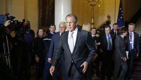 Il ministro degli esteri russo Sergej Lavrov - Sputnik Italia