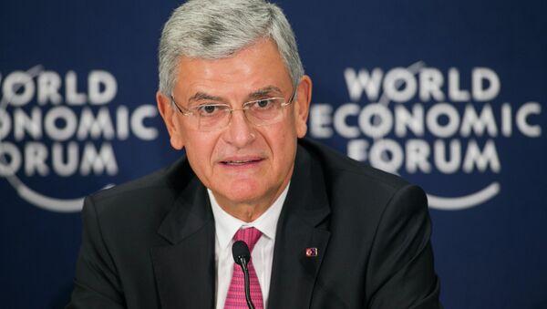 Volkan Bozkir, ministro per gli Affari UE della Turchia - Sputnik Italia