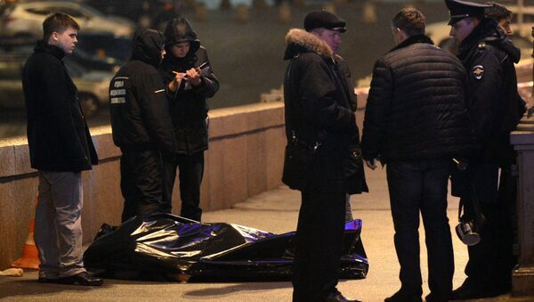 Omicidio Boris Nemtsov - Sputnik Italia