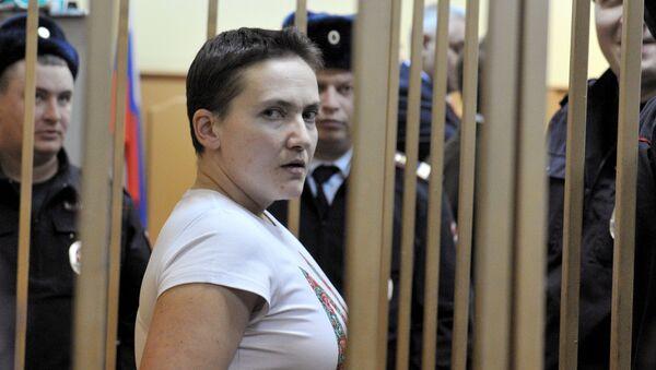 Nadia Savchenko - Sputnik Italia