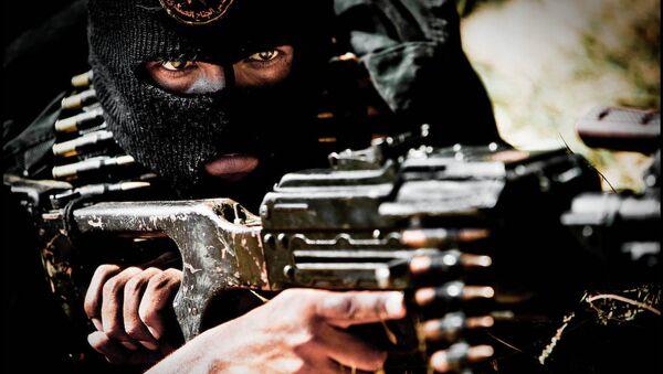 Jihadista di ISIS - Sputnik Italia
