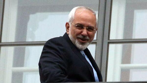 Министр иностранных дел Ирана Мохаммад Джавад Зариф. Вена, Австрия - Sputnik Italia