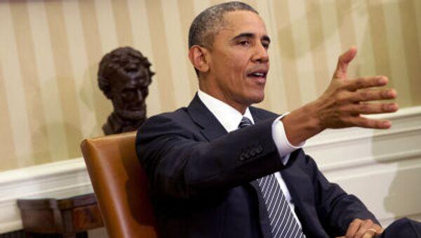 Obama - Sputnik Italia