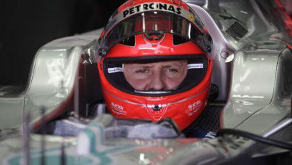 Il legendario pilota di Formula-1 Mcihael Schumaher - Sputnik Italia