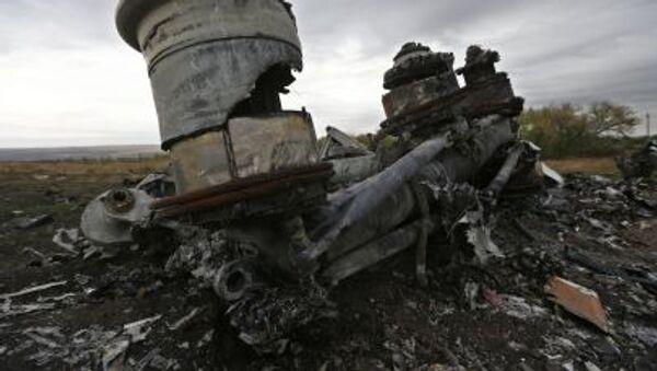 Rottami boeing 777 Malaysia Airlines precipitato in Ucraina - Sputnik Italia