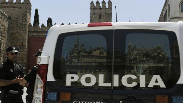 La Polizia Nazionale della Spagna  - Sputnik Italia