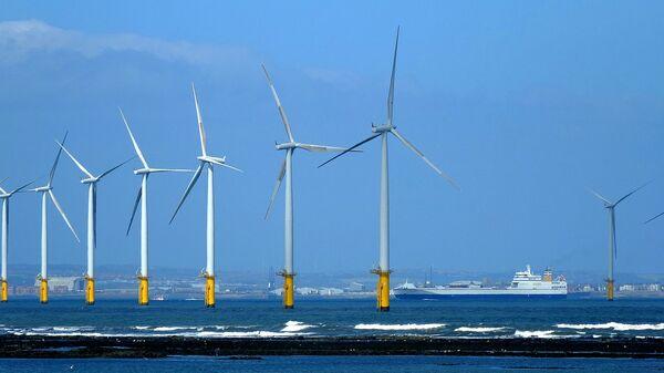 Parco eolico offshore - Sputnik Italia