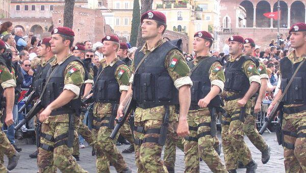 Reggimento paracadutisti Col Moschin  - Sputnik Italia