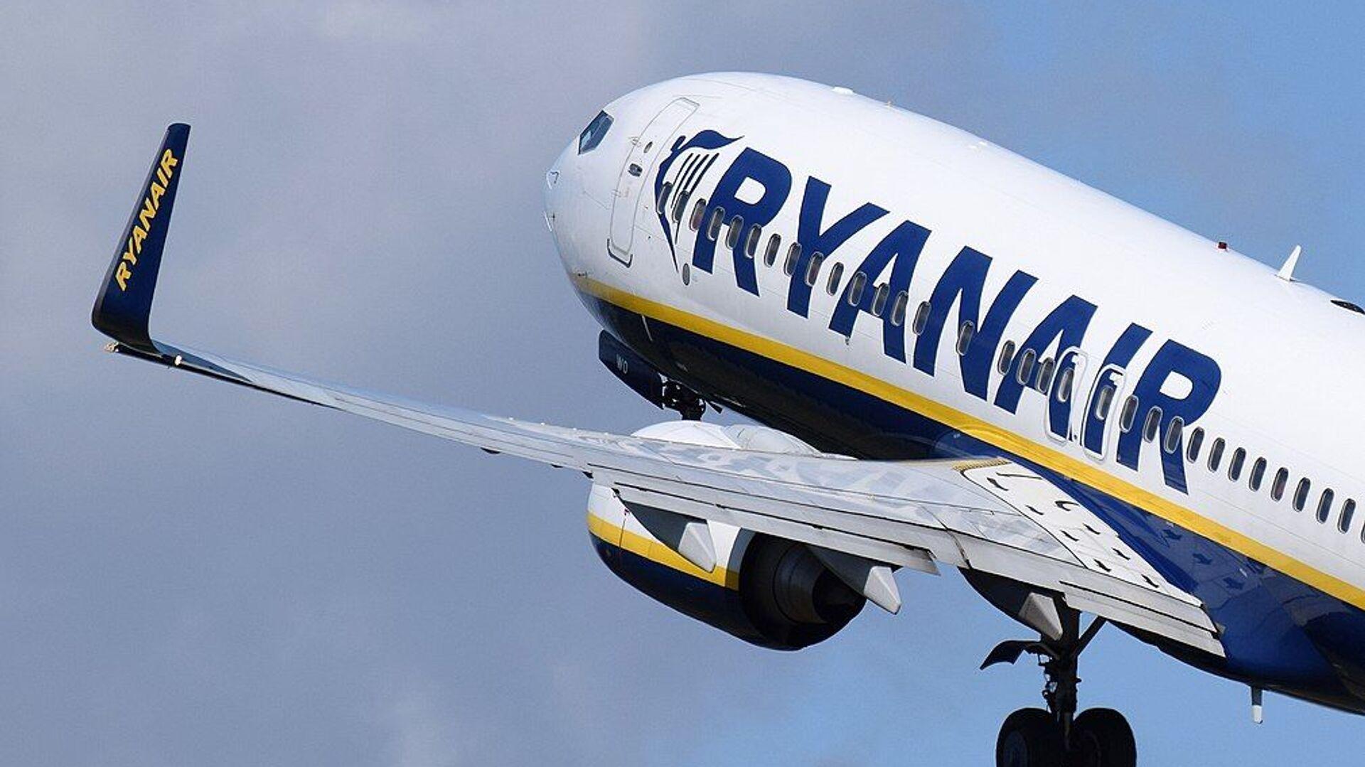 Un aereo di Ryanair - Sputnik Italia, 1920, 24.05.2021