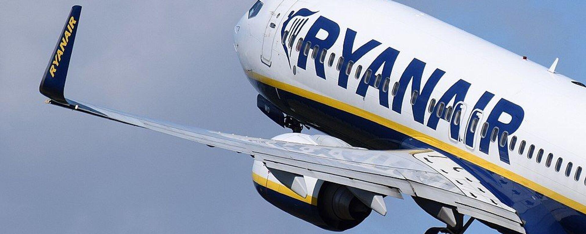 Un aereo di Ryanair - Sputnik Italia, 1920, 24.03.2021