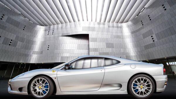 Ferrari 360 Challenge, Museo di Torino - Sputnik Italia