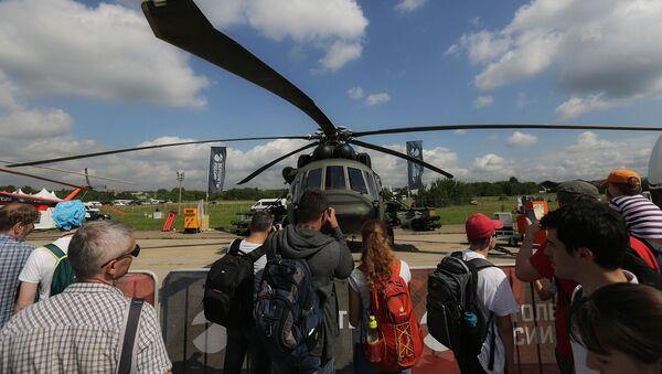 Presentazione del Mi-8AMTSh-VN  - Sputnik Italia