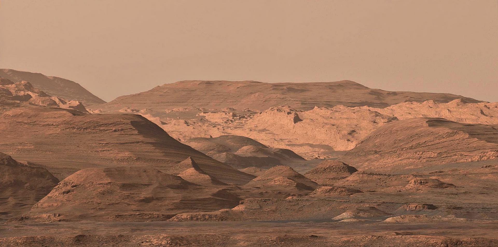 Marte in 4K - Sputnik Italia, 1920, 18.05.2021