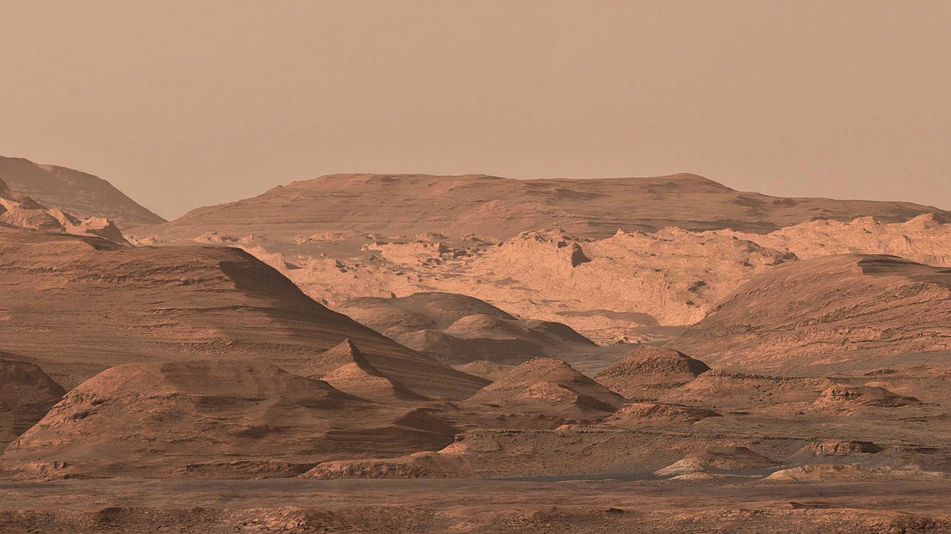 Marte in 4K - Sputnik Italia, 1920, 17.02.2021