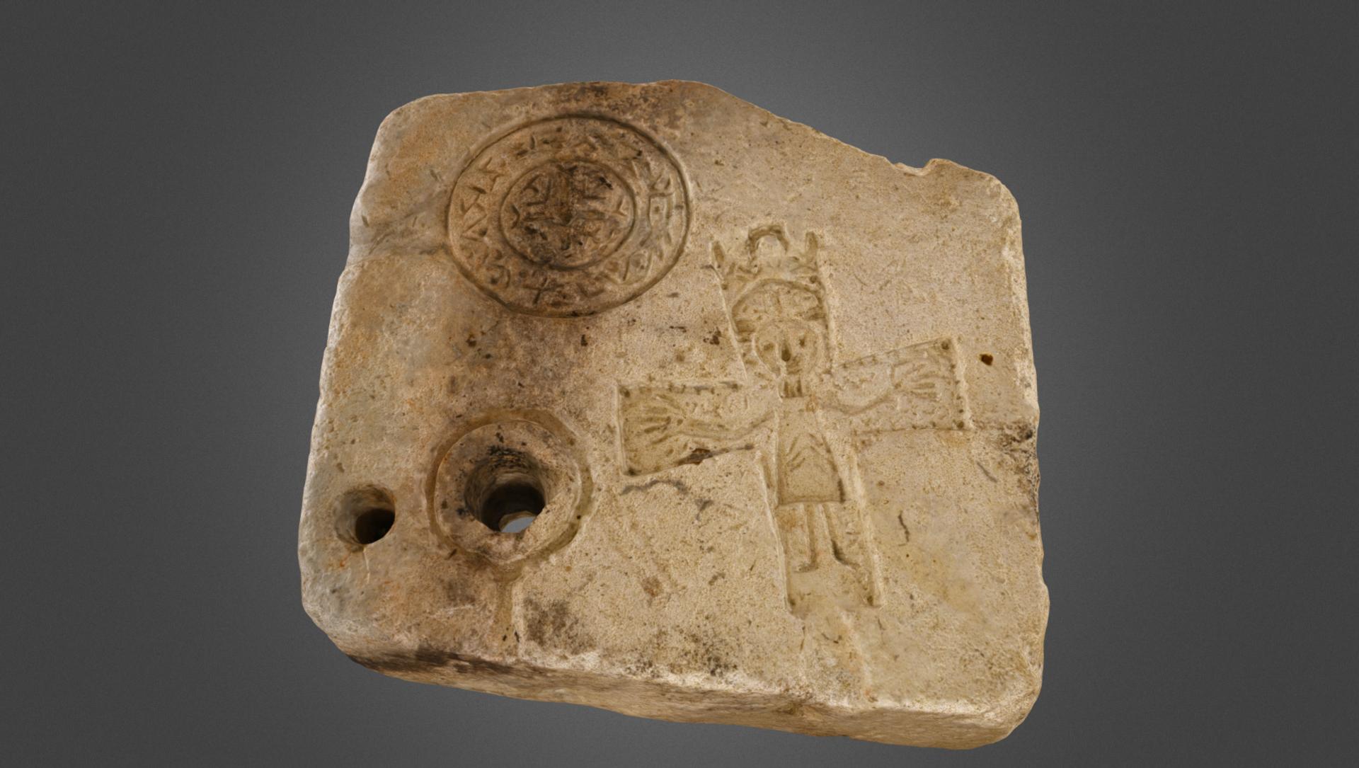 Archeologi trovano uno stampo per gioielli cristiani vecchio 1.000 anni - Sputnik Italia, 1920, 27.03.2021