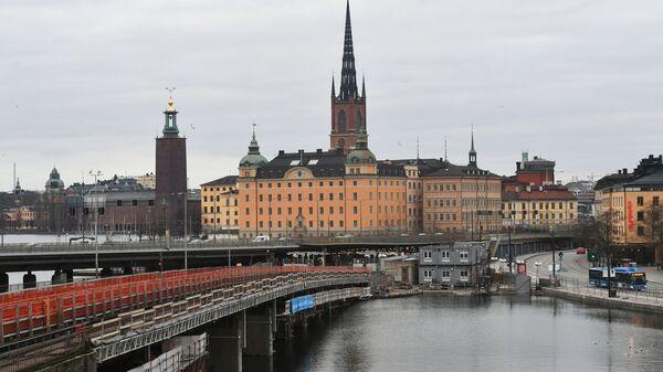 Stoccolma, Svezia - Sputnik Italia