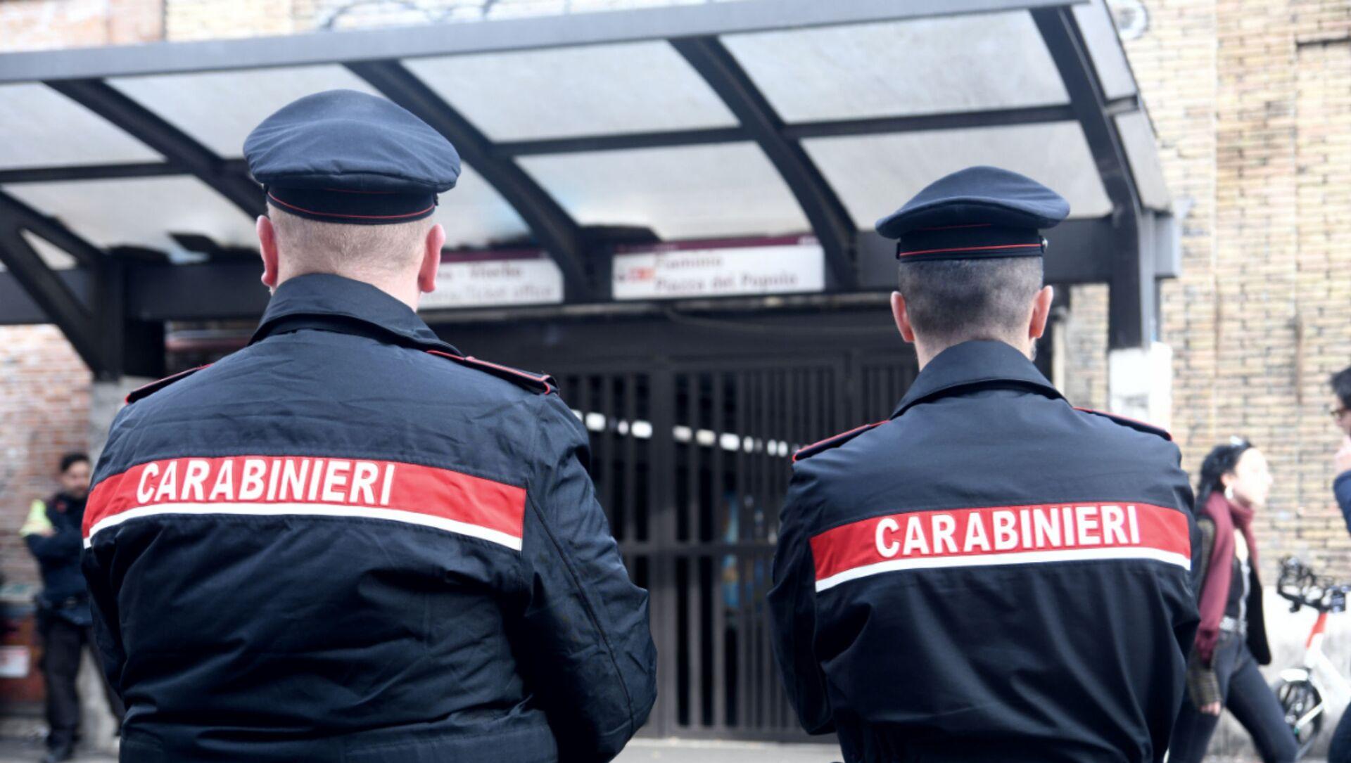 I carabinieri  - Sputnik Italia, 1920, 02.04.2021