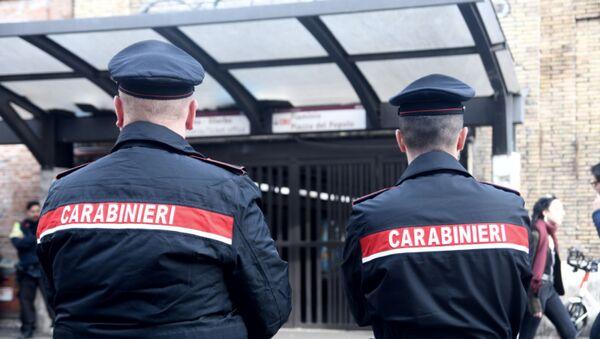 I carabinieri  - Sputnik Italia