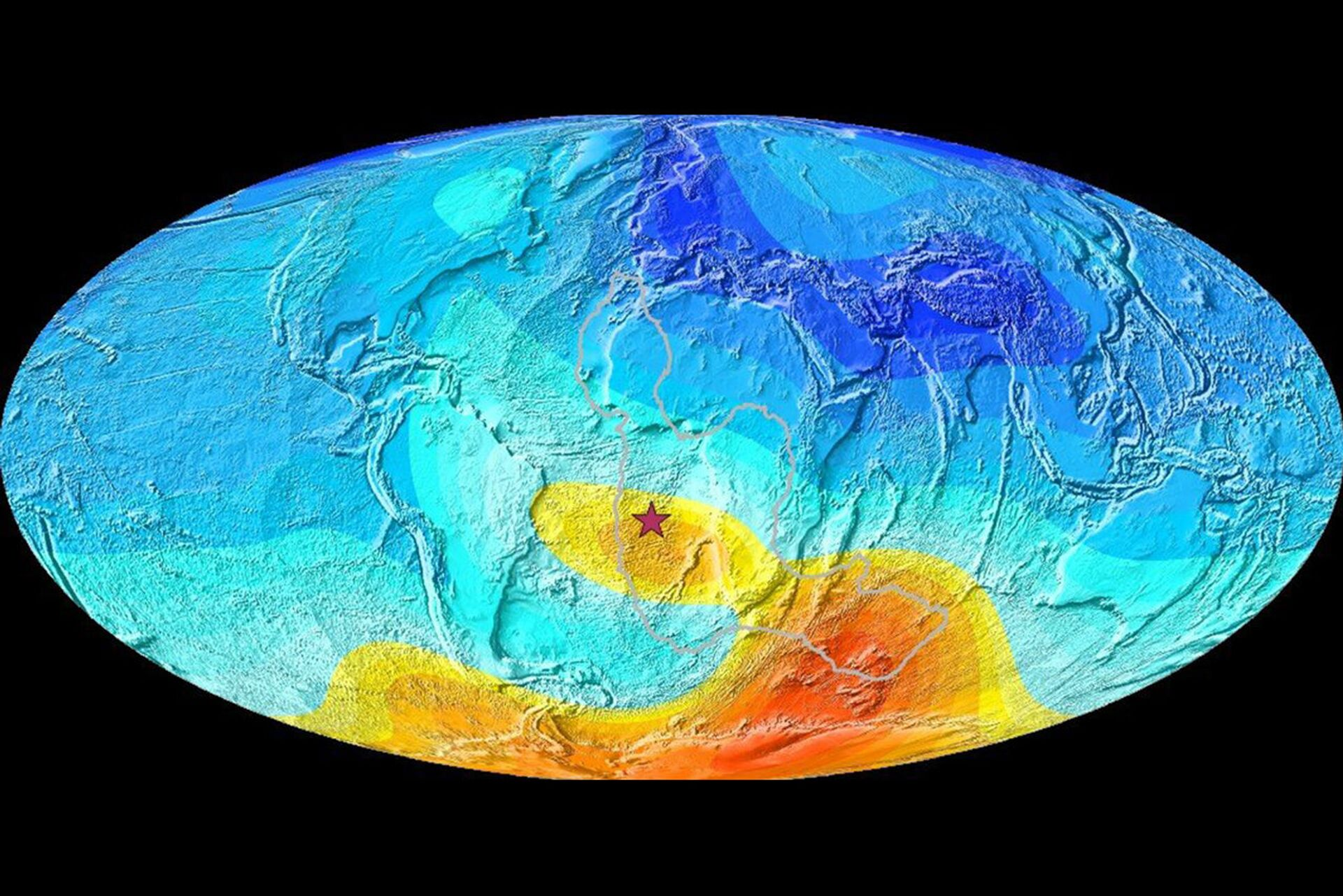 Catastrofe magnetica: inversione poli terrestri - Sputnik Italia, 1920, 28.03.2021