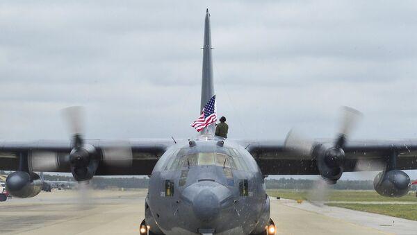 Base dell'aviazione militare Hurlburt Field, Florida, USA - Sputnik Italia