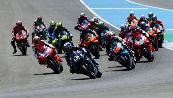 MotoGP a Jerez - Sputnik Italia