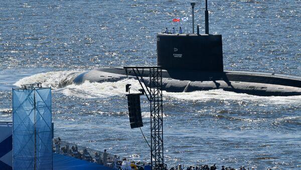 Il sottomarino Petropavlovsk-Kamchatsky - Sputnik Italia