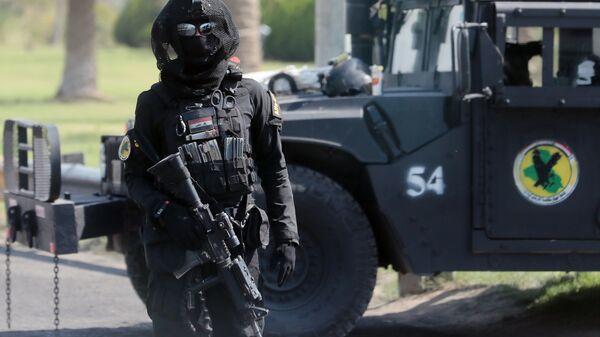Agente di forze speciali a Baghdad - Sputnik Italia