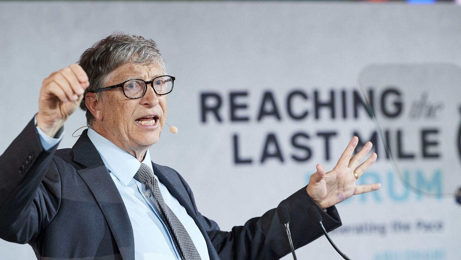 Bill Gates - Sputnik Italia, 1920, 20.02.2021