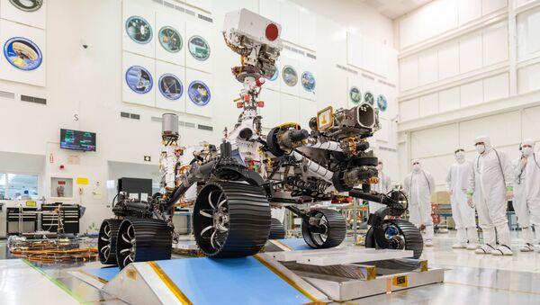 Il rover della NASA Perseverance - Sputnik Italia