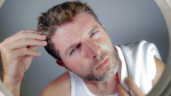I capelli bianchi - Sputnik Italia