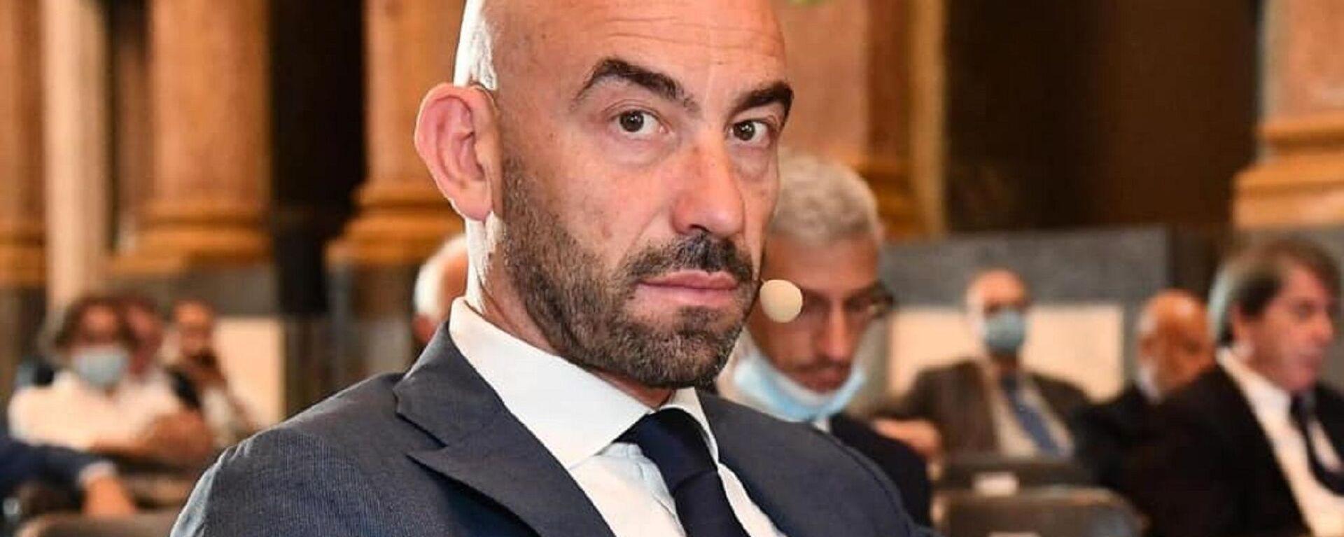 Matteo Bassetti - Sputnik Italia, 1920, 24.08.2021