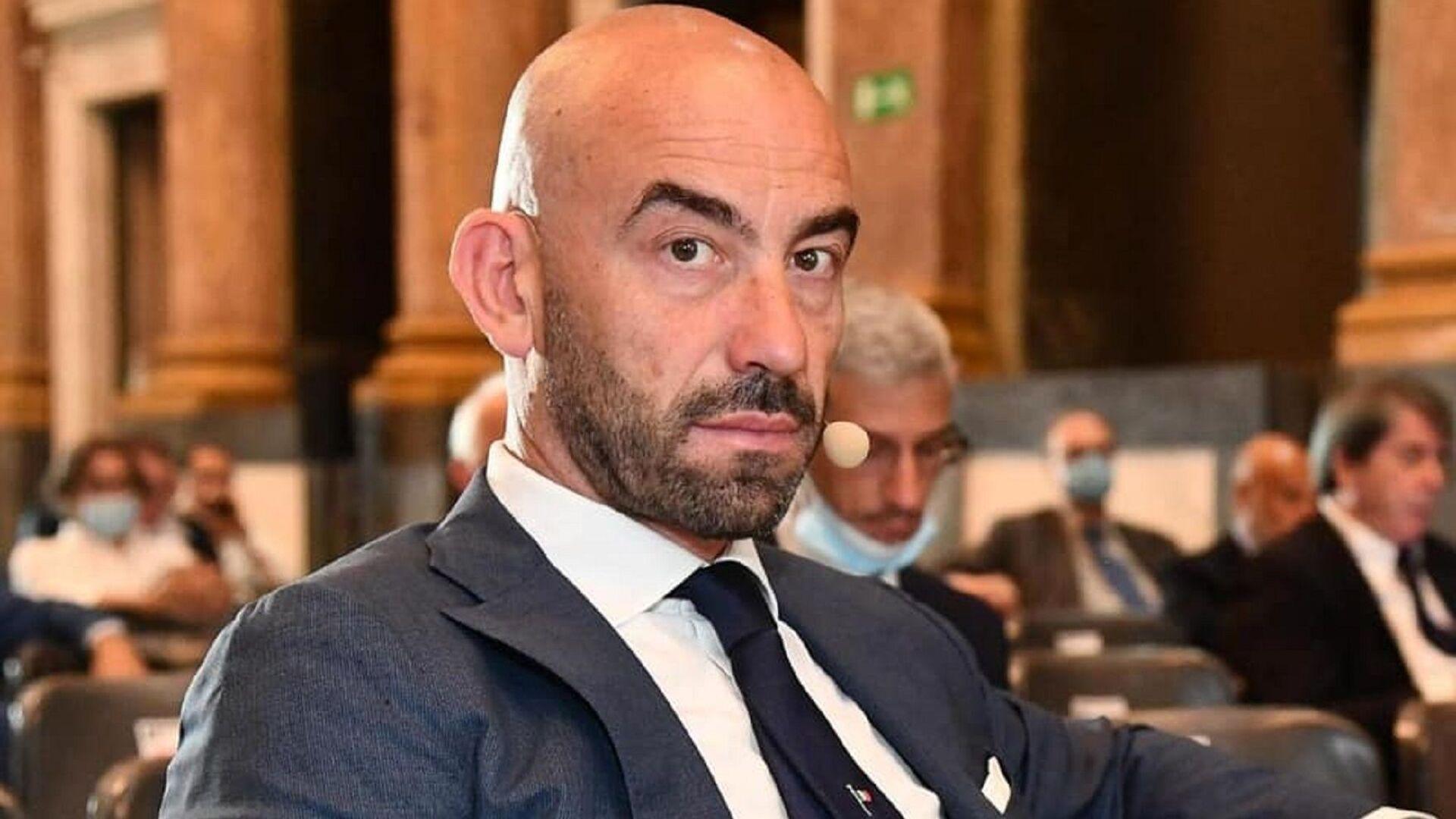 Matteo Bassetti - Sputnik Italia, 1920, 27.08.2021
