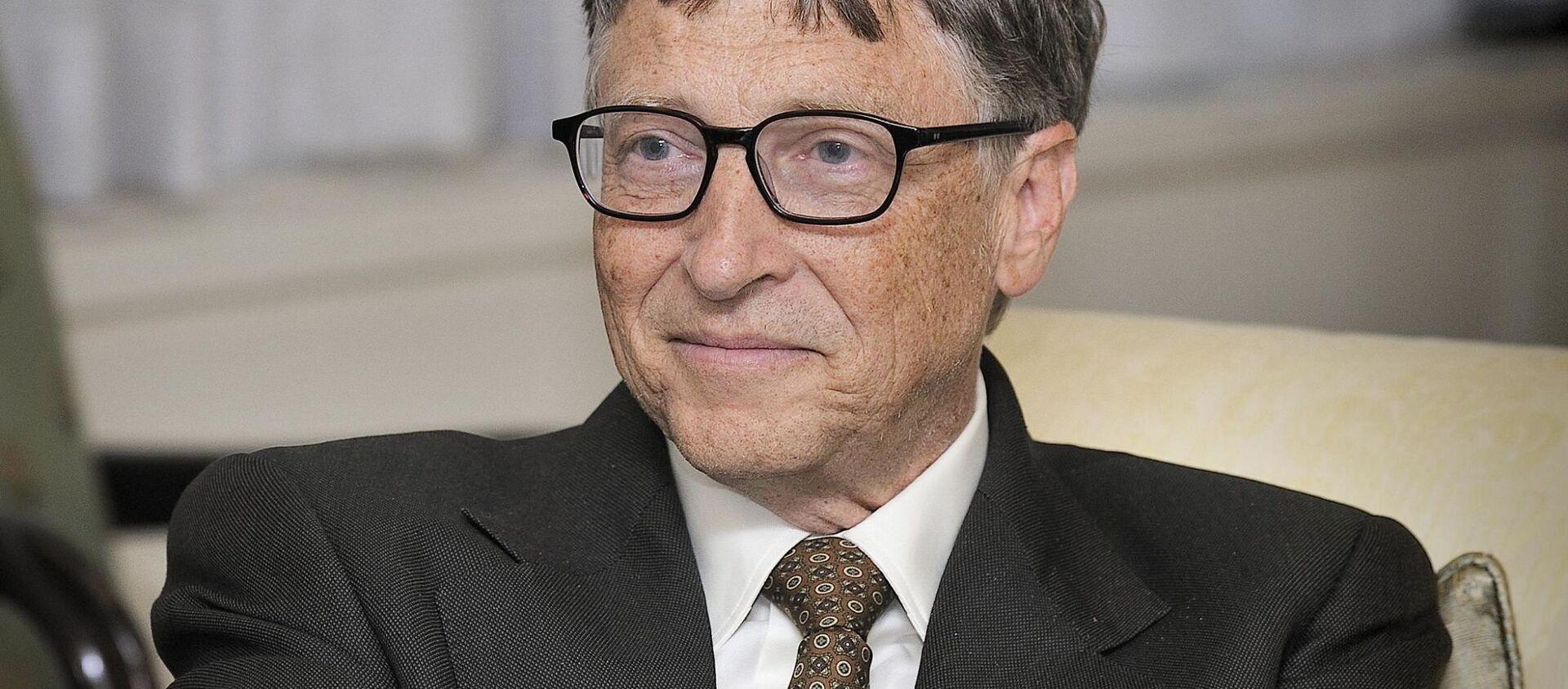 Bill Gates - Sputnik Italia, 1920, 01.02.2021