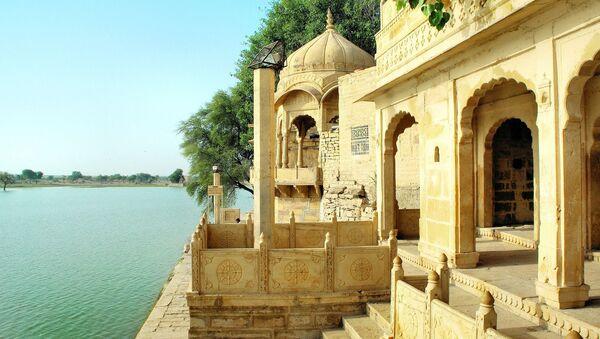 A temple in Rajasthan, India - Sputnik Italia