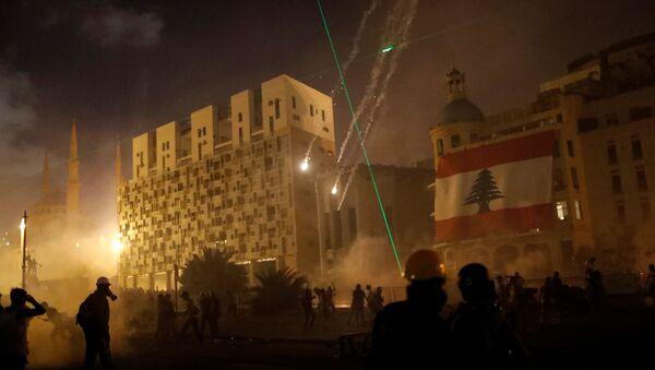 Proteste a Beirut - Sputnik Italia