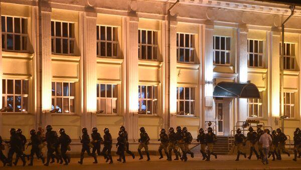 Proteste a Minsk - Sputnik Italia