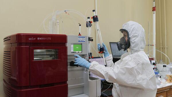 Ricerche per il primo vaccino russo contro il Covid-19 - Sputnik Italia