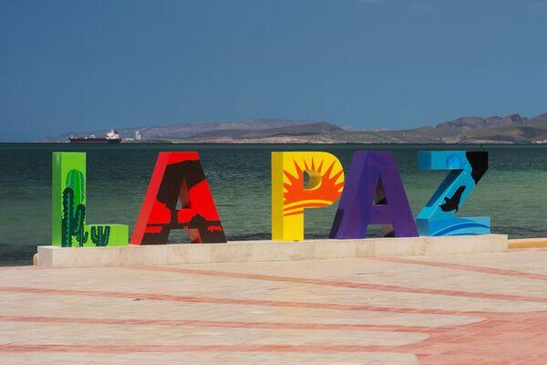 La Paz, Baja California Sur  - Sputnik Italia