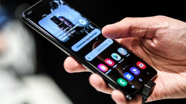 Smartphone, Samsung Galaxy - Sputnik Italia