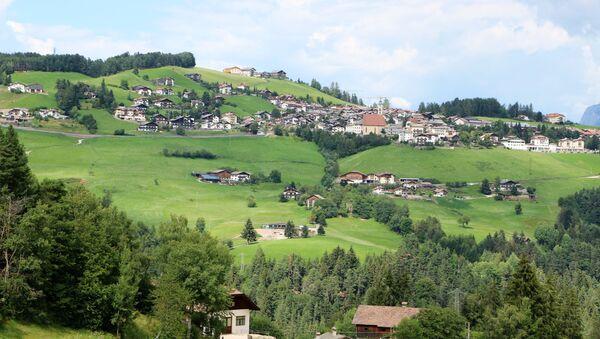 Le montagne - Sputnik Italia
