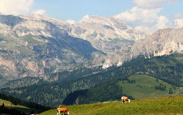Le Dolomiti - Sputnik Italia