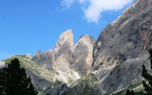 Val Gardena - Sputnik Italia