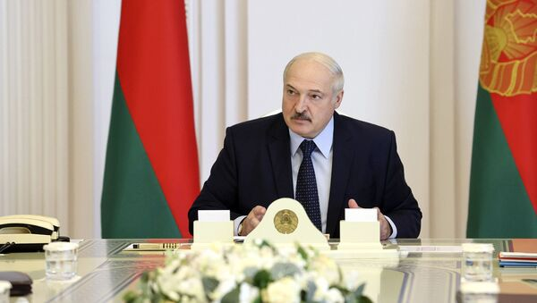Il presidente bielorusso Aleksandr Lukashenko - Sputnik Italia