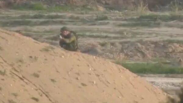 Un soldato dell'IDF  - Sputnik Italia