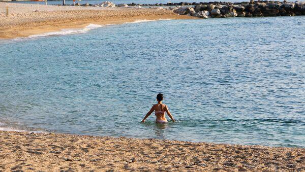 Una spiaggia di sabbia - Sputnik Italia
