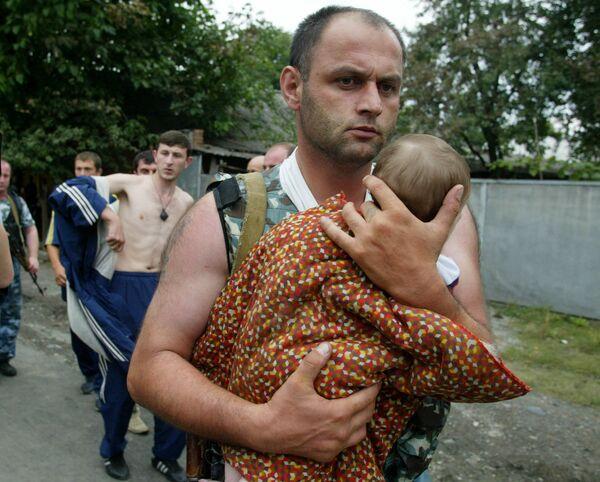 L'esatto numero di persone che ricevette assistenza ambulatoriale immediatamente dopo la strage non è conosciuto, ma è stimato attorno a 700. - Sputnik Italia