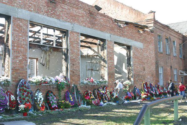 A San Giuliano Milanese, nella frazione di Zivido, si trova la Via Bambini di Beslan. - Sputnik Italia
