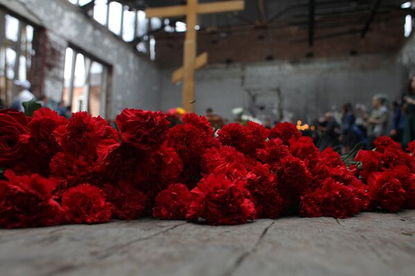 La strage di Beslan, Russia - Sputnik Italia